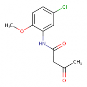 Acetoacetic acid-(5-chloro-2-methoxy-anilide)  CAS:52793-11-